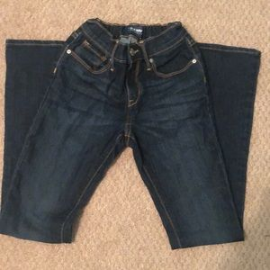 Old Navy kids bootcut jeans
